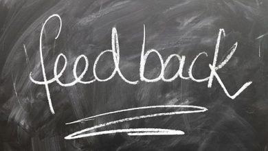 value of feedback